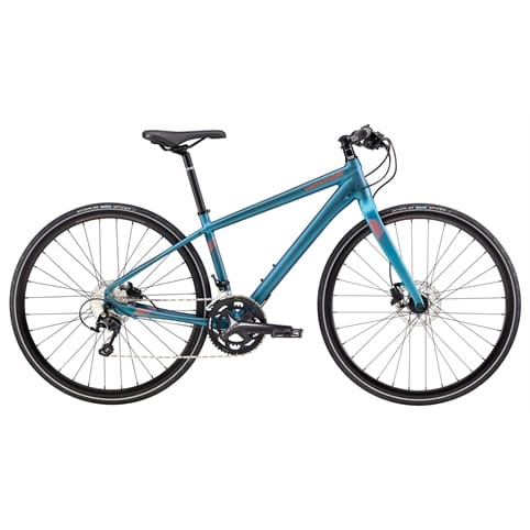 Cannondale Quick 1 Disc Women's Flat Bar Road Bike 2017