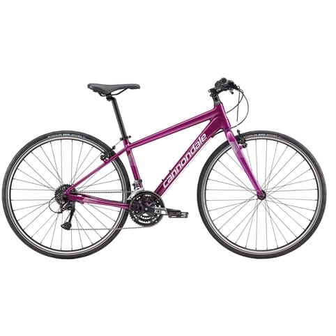 Cannondale Quick 6 Women's Flat Bar Road Bike 2017