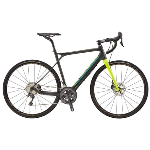 GT Grade Carbon Ultegra Road Bike 2017