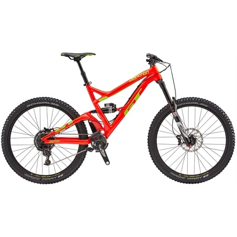 GT Sanction Expert 27.5 MTB Bike 2017