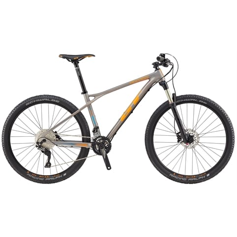 GT Zaskar Carbon Comp 27.5 MTB Bike 2017