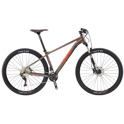 GT Zaskar Comp 27.5 MTB Bike 2017