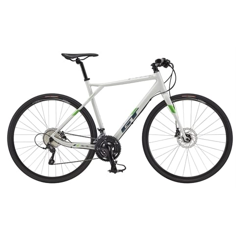 GT Grade FB Expert Flat Bar Road Bike 2017