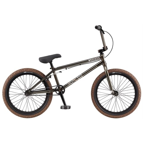 GT BK Team BMX Bike 2017