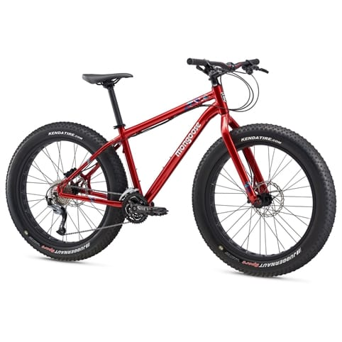 "Mongoose Argus Sport 26"" Fat Bike 2017"