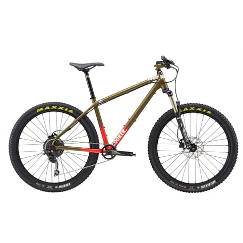 Charge COOKER 2 27Plus MTB Bike 2017