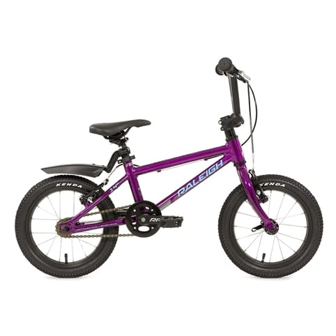 RALEIGH PERFORMANCE 14 KIDS MTB BIKE