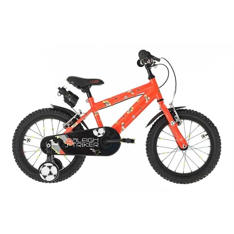 Raleigh STRIKER 14 INCH BOYS Bike 2017