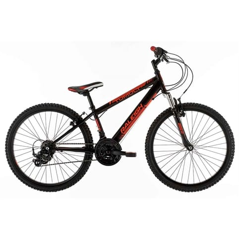 Raleigh TUMULT 24 BOYS MTB Bike 2017