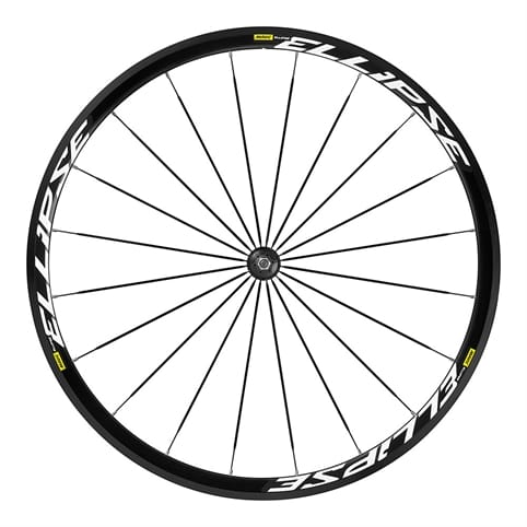 Mavic Ellipse Track Front Wheel 2017