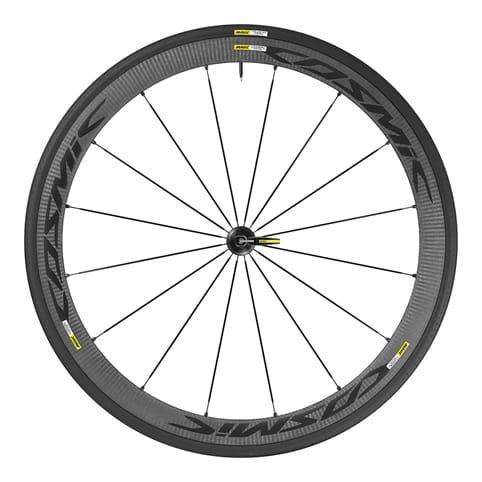 280b4378209 Mavic Cosmic Carbone 40 Elite Front Wheel 2017   All Terrain Cycles