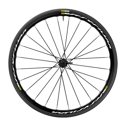 MAVIC KSYRIUM DISC 6 BOLT CLINCHER REAR WHEEL 2017