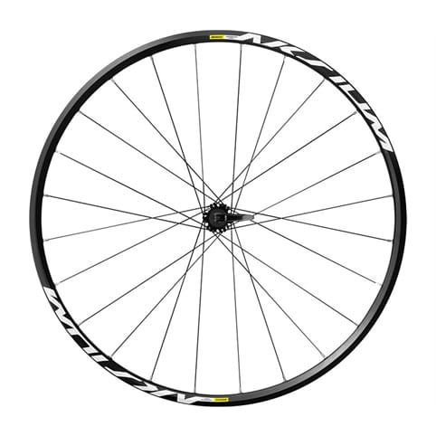 Mavic Aksium Disc Front Wheel 2017 [CENTRE LOCK]