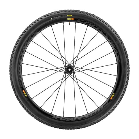 Mavic Crossmax Pro Carbon 27.5 Front Wheel 2017 [SUPERMAX]