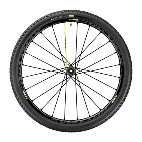Mavic Crossmax Pro 29 Front Wheel 2017 [LEFTY]