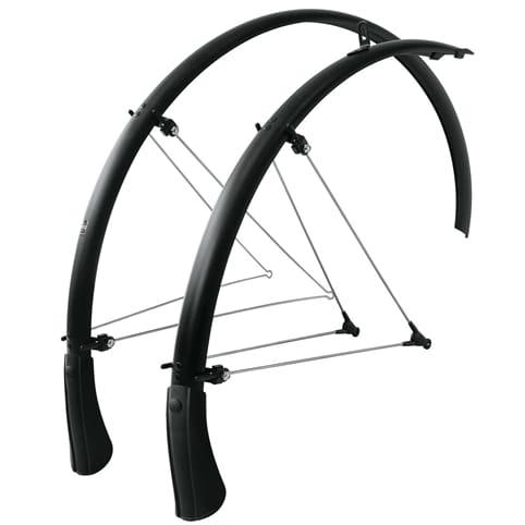 SKS BLUEMELS MUDGUARD MATT BLACK *
