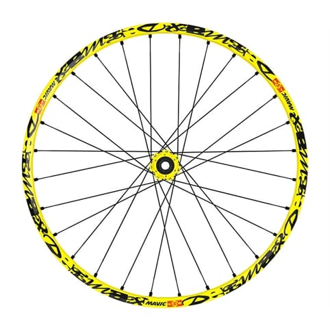 Mavic Deemax Ultimate 26 DH Front Wheel