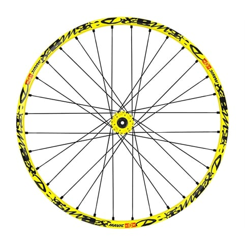 Mavic Deemax Ultimate 26 DH Rear Wheel