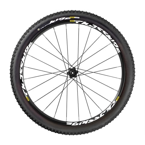 Mavic Crossride Tubeless Quest 26 Rear Wheel 2017