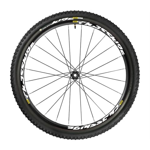 Mavic Crossride Tubeless Quest 26 Front Wheel 2017