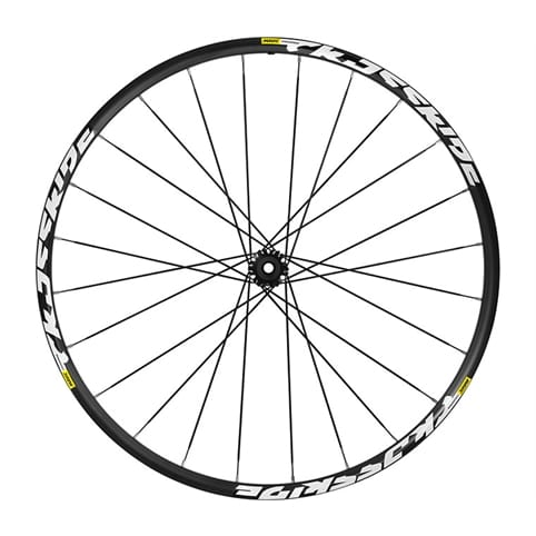 Mavic Crossride 27.5 Front Wheel 2017 [BOOST]