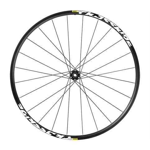 Mavic Crossride FTS-X 27.5 Front Wheel 2017