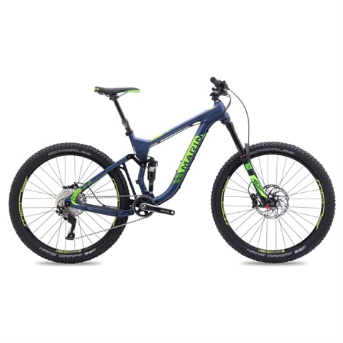 Marin Attack Trail 8 MTB Bike 2017