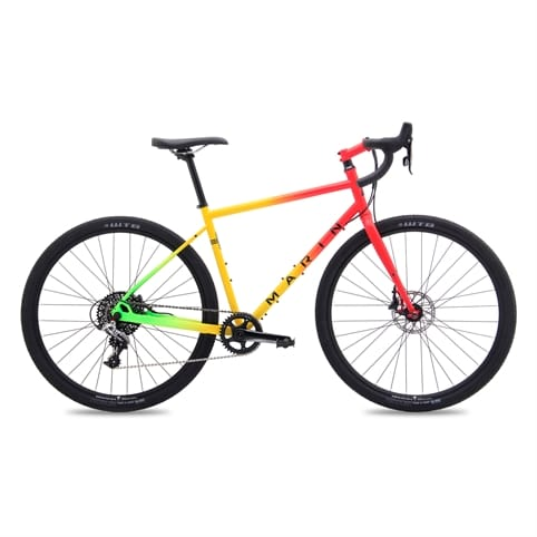 Marin Four Corners Elite Commute Bike 2017