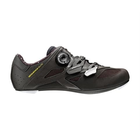MAVIC SEQUENCE ELITE WOMEN'S ROAD SHOE [AFTERDARK/BLACK]