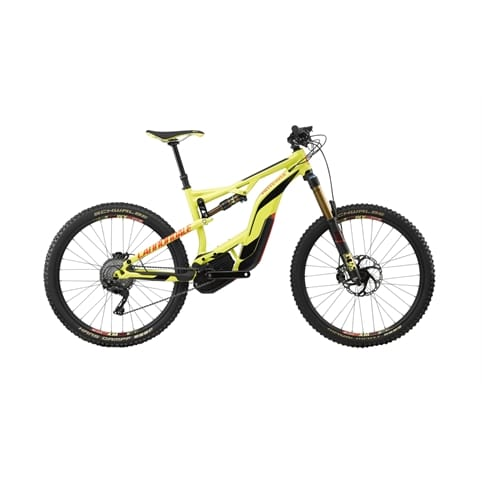 CANNONDALE MOTERRA LT 1 27.5 FS E-MTB BIKE 2018