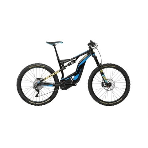 CANNONDALE MOTERRA LT 2 27.5 FS E-MTB BIKE 2018