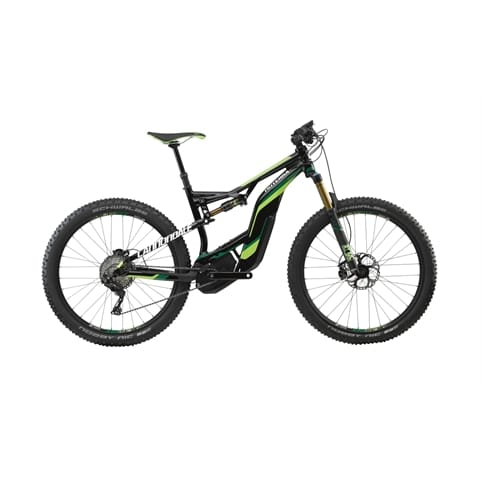 CANNONDALE MOTERRA 1 27+ FS E-MTB BIKE 2018