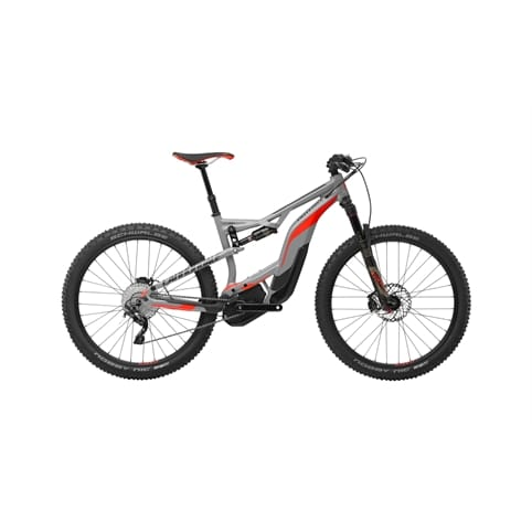 Cannondale Moterra 1 Electric 27.5+ MTB Bike 2017