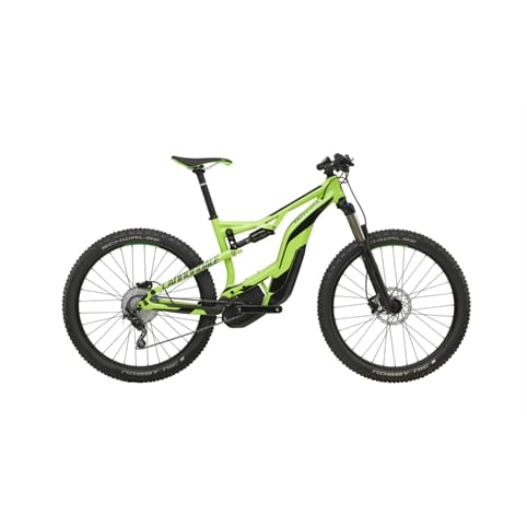Cannondale Moterra 3 Electric 27.5+ MTB Bike 2017