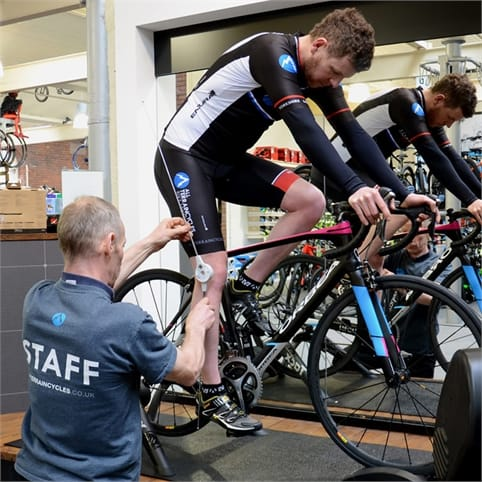 All Terrain Cycles Platinum Bike Fit