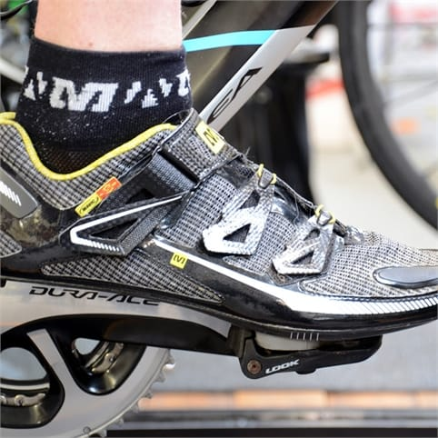 All Terrain Cycles Cleat / Shoe Assessment Bike Fit