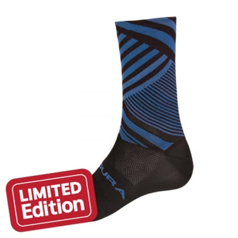 Endura Oblixe Graphic Sock LTD
