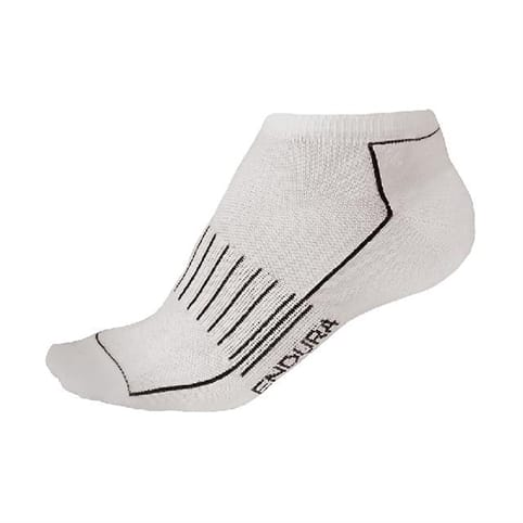 Endura Wms COOLMAX Trainer Sock (3-Pack)