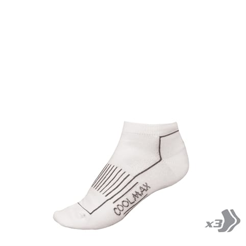 ENDURA WMS COOLMAX TRAINER SOCK [3-PACK]