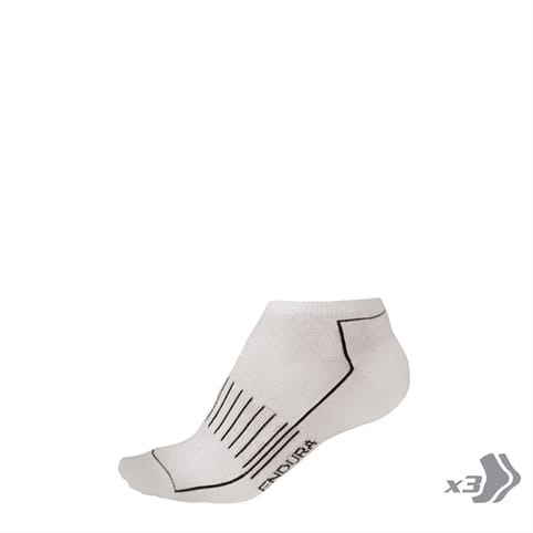ENDURA COOLMAX RACE TRAINER SOCK [3-PACK]