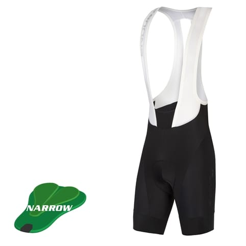 ENDURA PRO SL BIBSHORT II NARROW PAD **