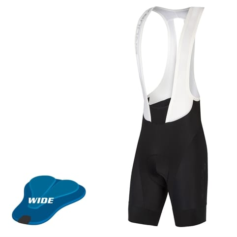 Endura Pro SL Bibshort II Long Leg (Wide-Pad)