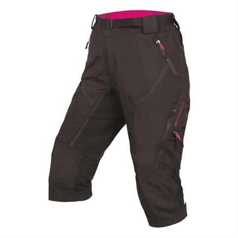 ENDURA WMS HUMMVEE 3/4 SHORT II (WITH LINER)