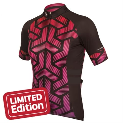 Endura Wms Triweave Graphics S/S Jersey