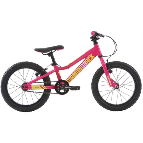 Diamondback ELIOS 16 Girls Bike 2017