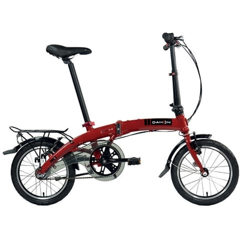 Dahon CURVE 13 Folding Bike 2017