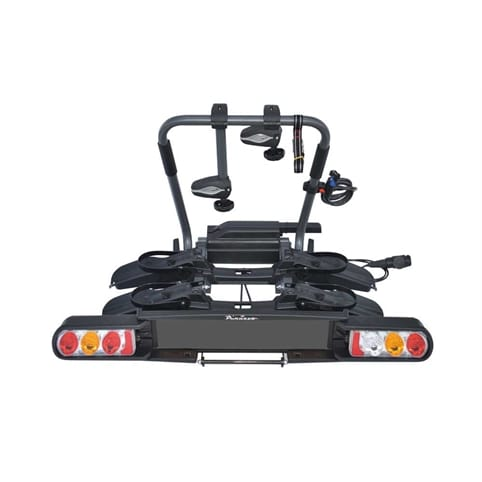 Peruzzo Pure Instinct Towball - REAR 4 BIKE CARRIER