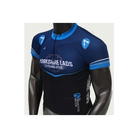 ALL TERRAIN CYCLES YORKSHIRE LADS JERSEY