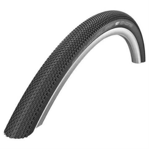 SCHWALBE G-ONE ALL ROUND ROAD TYRE - MICROSKIN