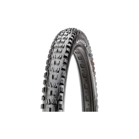 "MAXXIS MINION DHF+ FOLDING EXO TR 27.5"" FAT TYRE"